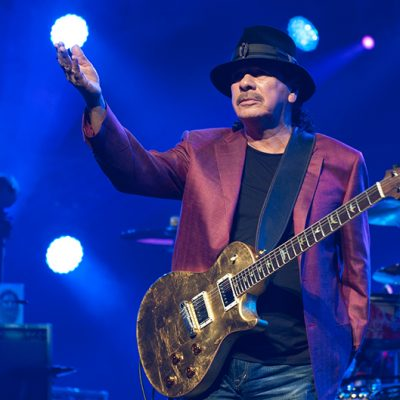 Carlos Santana Delivers Inspiring and Impassioned New EP 'In Search of Mona Lisa'
