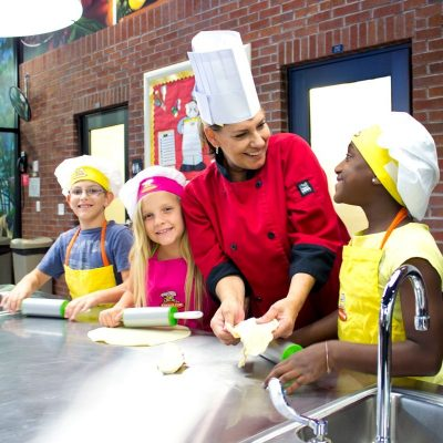 Children's Learning Adventure Provides a Unique Learning Environment