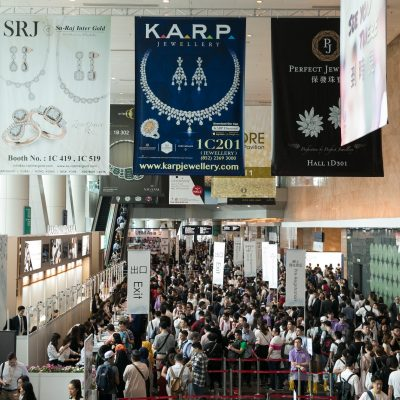 June Hong Kong Jewellery & Gem Fair to debut Technology Pavilion