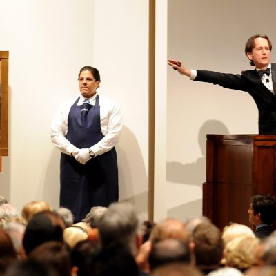 Sotheby's Americana Week Auctions Total $21.3 Million In New York