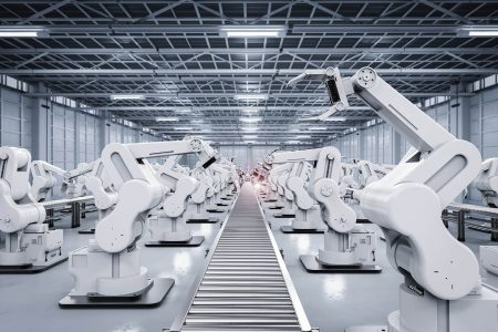 Artificial Intelligence in Manufacturing Market to Hit $16bn by 2025