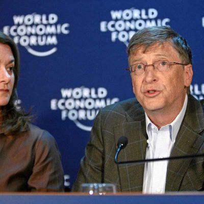 "Bill and Melinda Gates Release 2019 Annual Letter: ""Things We Didn't See Coming"""