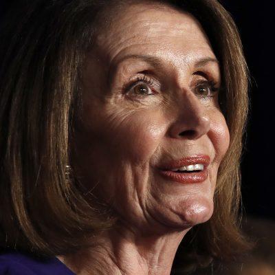 House Speaker Nancy Pelosi Named 'VH1 Trailblazer Honors' Recipient