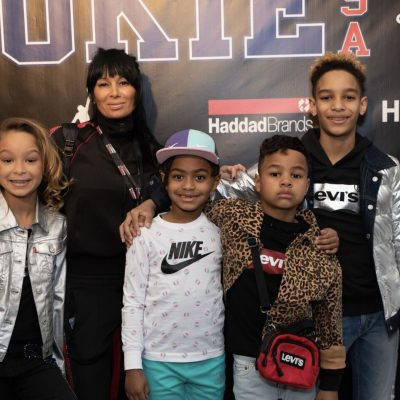 Little Stars Leave Big Impression on NBA All-Star Fashion Weekend 2019