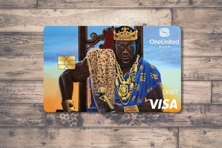 OneUnited Bank Launches Black History Month Campaign With New King Card