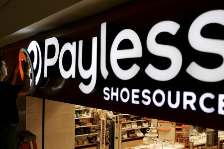 Payless ShoeSource Conducting Store Closing Sales At All Stores In The United States And Canada