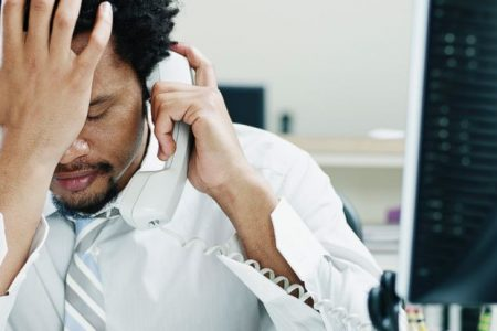 People Find Being Kept on Hold Most Annoying When Calling Businesses, New Data Says