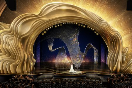 Swarovski To Illuminate 91st Oscars® Stage With Never-Before-Seen Crystal Set Designs