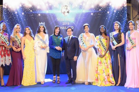 Thailand Officially Confirmed as Host for 69th Miss World Final in 2019