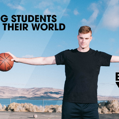 Varsity Brands Teams Up With Kevin Atlas, The First Person With One Hand To Earn A Division I Basketball Scholarship, To Challenge Every High School In America To 'Believe In You'