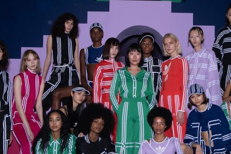 adidas Originals Celebrates Creativity and Collaboration During London Fashion Week and Debuts New Collection With Designer Ji Won Choi