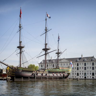 A New Look for the National Maritime Museum in Amsterdam