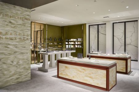 "Barneys New York Opens ""The High End"" Luxury Cannabis Lifestyle Shop"