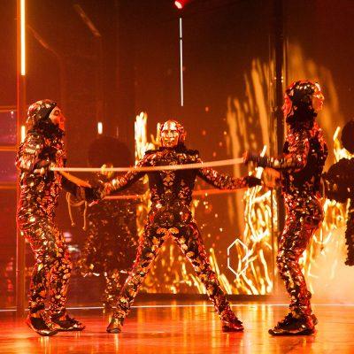Cirque du Soleil Brings VOLTA, Its Newest Big Top Production, To Washington DC