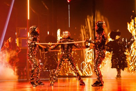 Cirque du Soleil Brings VOLTA, Its Newest Big Top Production, To Washington DC