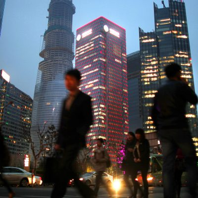 Economist offers insights on China's global growth