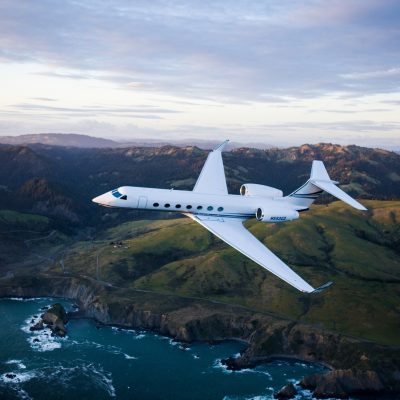 Gulfstream Reinforces Commitment To Sustainable Alternative Jet Fuel With First Sale To Customer