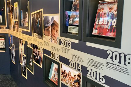 Newseum Exhibit 'Rise Up' Marks 50th Anniversary of Stonewall Inn Riots