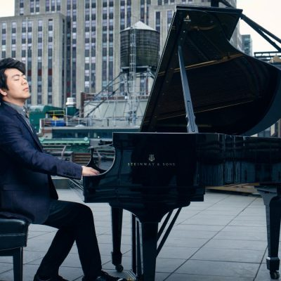 Superstar Pianist Lang Lang Makes History