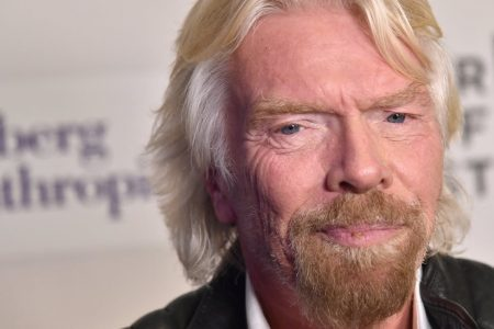 Virgin Founder, Sir Richard Branson Proposes Strategy to Tackle Climate Change