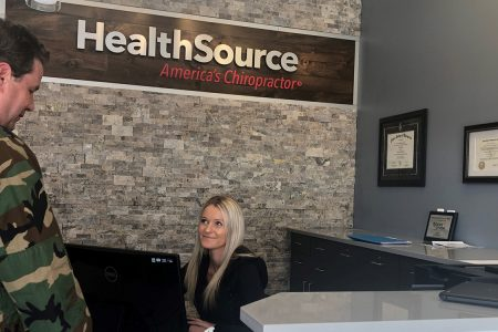HealthSource Salutes Military with Free Care