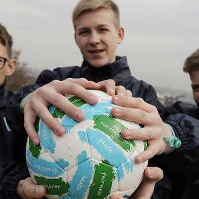 International Day of Football and Friendship Celebrated in Schools Around the World
