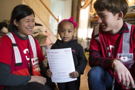 Red Cross Launches Sound the Alarm Effort to Install 100,000 Free Smoke Alarms in 2 Weeks