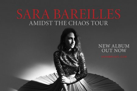 Sara Bareilles Announces Her Much Anticipated Amidst The Chaos Tour