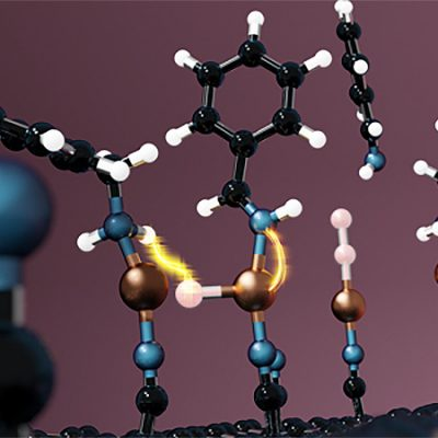Scientists From Palacký University in Olomouc Accelerate Chemical Reactions With a Single Atom