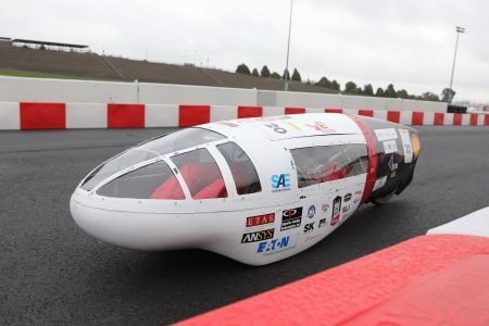 Students Put Energy Efficient Cars to the Test at Shell Eco-marathon Americas