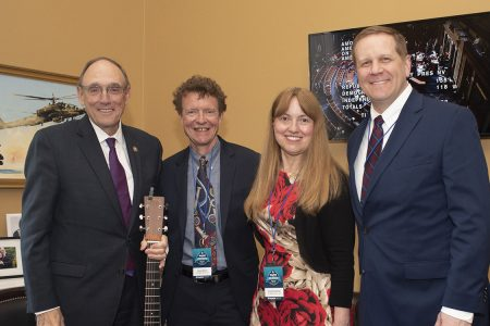 C. F. Martin & Co. Heads to Washington, D.C., to Advocate for Music Education