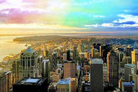 Elevating Seattle Pride: Sky View Observatory celebrates through art, community and acceptance