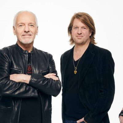"""Peter Frampton Band's """"The Thrill Is Gone"""" (Featuring Sonny Landreth) Premieres At Billboard"""