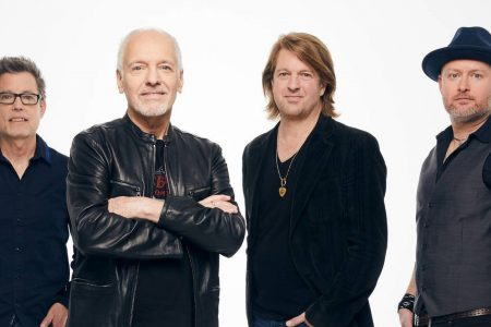 "Peter Frampton Band's ""The Thrill Is Gone"" (Featuring Sonny Landreth) Premieres At Billboard"