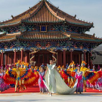 Shenyang Invites The World With Its Cheongsam