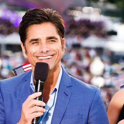 PBS' 39th Annual A CAPITOL FOURTH, The Longest Running Live National July 4th TV Tradition, Hosted By TV Legend John Stamos!