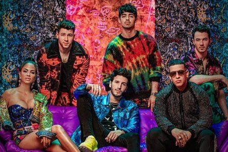 "Sebastián Yatra Premieres New Single ""RUNAWAY,"" In Collaboration With Jonas Brothers, Daddy Yankee, And Natti Natasha"