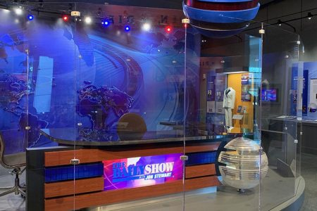 """""""Seriously Funny: From the Desk of The Daily Show with Jon Stewart"""" Exhibit Now Open"""