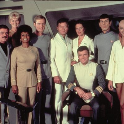 The First Ever 'Star Trek' Film Celebrates Its 40th Anniversary