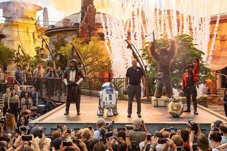 Star Wars: Galaxy's Edge Makes Thrilling Debut at Walt Disney World Resort