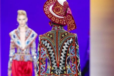 Fashion: Peruvian Designs Continue to Escalate with the Support of Their Country Brand