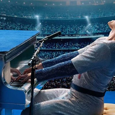 Paramount Pictures' ROCKETMAN: LIVE IN CONCERT Presented by Endeavor Content and Black Ink Presents October 17th at the Greek Theatre in Los Angeles, CA