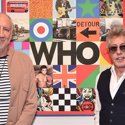 The Who 'WHO' – Brand New Album From The Legendary Rock Band To Be Released November 22 On Interscope Records