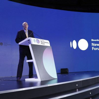 Bloomberg Launches First-of-its-Kind Global Economic Index Ahead of the New Economy Forum