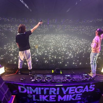 Dimitri Vegas & Like Mike Become World's Best DJs in the Top 100 DJs