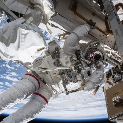 NASA Television to Air 10 Upcoming Spacewalks, Preview Briefing