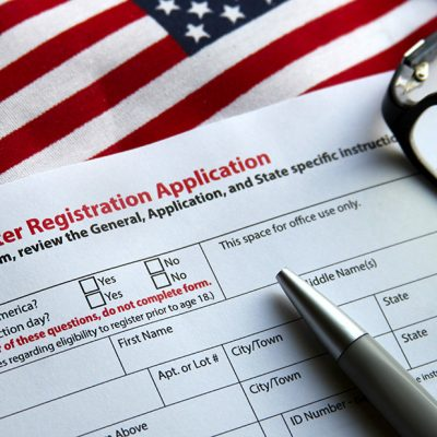 """National Voter Registration Day Shatters Record for """"Off-Year"""" with an Estimated 400,000 Voters Registered"""