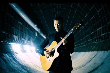 Hawaiian Artist Makana Releases Haunting Song from Russian Nuclear Bunker