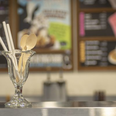 Ben & Jerry's announces plan to eliminate single-use plastic in Scoop Shops worldwide