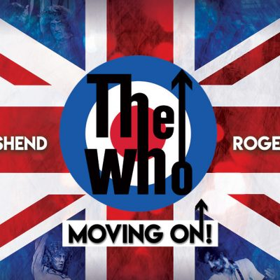 """The Who Announce 2019 North American """"MOVING ON! TOUR"""""""